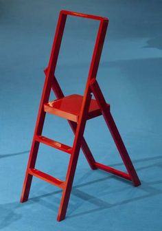 LA Times: Step foldable stepladder by Karl Malmvall for Design House Stockholm.