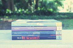 Entre libros… El Arte de Disney