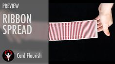Preview of Ribbon Spread Tutorial Learn Magic Tricks, Ribbon, Youtube, Life, Tape, Treadmills, Bow