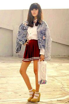 10 ways to rock the sporty varsity fashion trend for back to school.