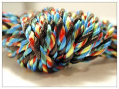 #36 Autism Twine... This twine was specially designed to replicate the colors of the Autism Awareness Ribbon. Autism affects 1 in 88 American children, 1 in 54 boys.