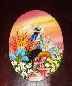 Artesanias: cuadros pequeños por joana