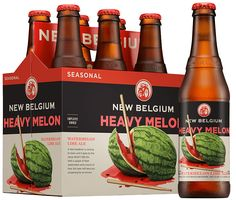 <p>Hot summer nights, jam out to the cooling waves of Heavy Melon Ale, our newest seasonal track. Brewed with juicy watermelon and zesty lime peel, this crushable ale rips with a blast of melon notes. Ripened fruit aromas of melon, papaya and citrus climax with an enticing aroma, and set up an invigorating wash of fruity sweetness, grassy bitterness and the slightest touch of tartness. Super crisp and refreshing from start to finish, Heavy Melon Ale shreds through the summer heat.</p>