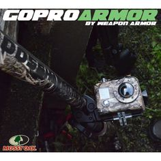 Mossy Oak Camo GoPro Armor for your GoPro Housing! Onsale for Black Friday!