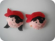 pirate brooches