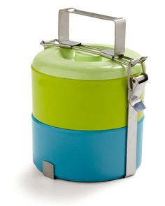 gorgeous plastic tiffin bento boxes a great idea for taking salads to school or work via www. Black Bedroom Furniture Sets. Home Design Ideas