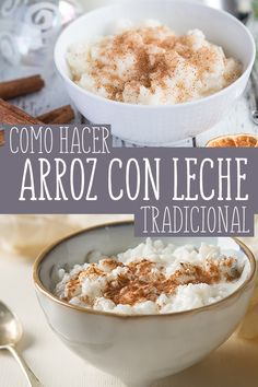 Who likes Cuban Rice Pudding ? Rice Recipes For Dinner, Brunch Recipes, Dessert Recipes, Bbq Pitmasters, Delicious Desserts, Yummy Food, Tasty, Italian Recipes, Mexican Food Recipes