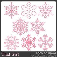 Snowies 3 {CU}