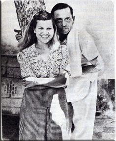 Rita Bensimon et Henri Charrière