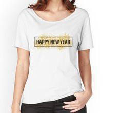 """happy new year yellow"" Mugs by yumnayuanita   Redbubble"