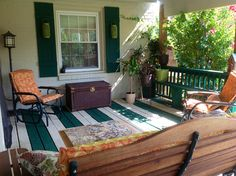 2: Used Restore to paint my covered porch--Love it!