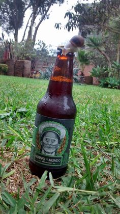 Nuevo Mundo Amaz Amber Ale / Peru
