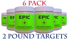 6-2 Pound Targets