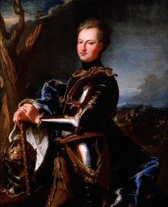 Karl XII trivdes bäst omgiven av käcka karoliner.