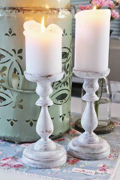 Kerzenständer Verwandlung