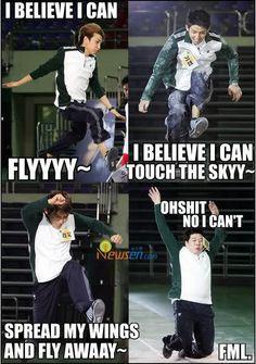 Super Junior, y u so funny?!