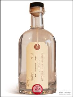 There is nothing about this bottle that I do not love (Picture: Psychopomp Micro Distillery)