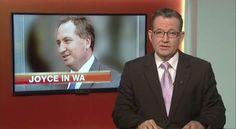 Noel Brunning - News (Regional Western Australia) (14th July 2015)