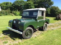 Land rover series 1 1950 80''