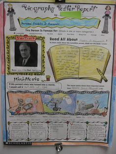 How do you write a 1500 word book report on a biography?