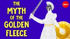 The myth of Jason, Medea, and the Golden Fleece - Iseult Gillespie Ted Ed Youtube, Genre Study, Classroom Images, World Literature, The Help, Mythology, Fairy Tales, Education, Rey