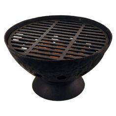 (CLICK IMAGE TWICE FOR UPDATED PRICING AND INFO) #home #outdoor #firepit #outdoorfirepit #tablefirepit #outdoorpatiofirepit #portablefirepit see more patio fire pit at http://zpatiofurniture.com/category/patio-furniture-categories/patio-fire-pit/ -  Esschert Design Round BBQ and Fire Pit « zPatioFurniture.com