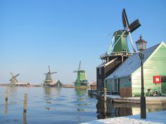 Zaanse Schans, the Netherlands, Holland, by selmadisini 2013