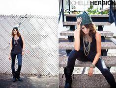 hobo chic, grunge, fashion photography