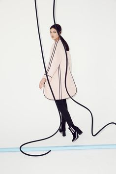Sonia by Sonia Rykiel RTW Fall 2014 - Slideshow - Runway, Fashion Week, Fashion Shows, Reviews and Fashion Images - WWD.com