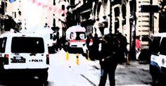 İkinci Canlı Bomba Benim Diye Bağırdı Beyoğlu Taksim İstiklal Caddesi üzerinde yaşanan canlı bomba s
