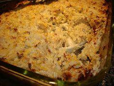 Bacon Ranch Cheesy Potatoes