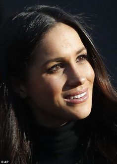 Meghan was described as 'absolutely lovely' by several people who met her and she was equa...