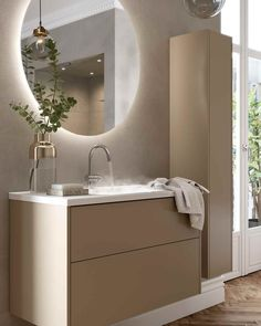 VISKAN Solid - a classic furniture design that looks great in most bathrooms. Available in a wide range of sizes, NCS and with many options… Classic Furniture, Bathroom Interior, Home Living Room, Furniture Design, New Homes, Interior Design, House, Home Decor, Toilets