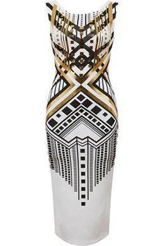 Louboutin Art Deco -