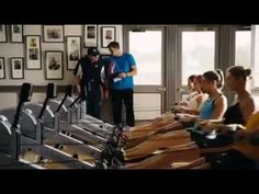 """BACKWARDS-Trailer 2012--Based on a TRUE Story: Abigail Brooks (Thomas) has spent her lifetime trying to win an Olympic rowing medal, sacrificing friendship, love, and a """"normal life"""" along the way. When she is named an alternate on the Olympic team she quits in haste. Defeated, Abi moves back home with her widowed, workaholic mother. Tension builds as Abi's mother urges her to """"move on."""" Unable to do so, but needing an immediate job, Abi decides to take a coaching job at a school."""