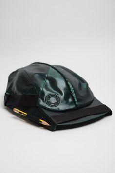 NASIR MAZHAR BASEBALL GREEN CAP