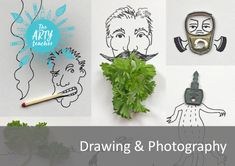 This fun 'Drawing Around Objects' task asks your students to find 5 objects around the home and draw around them. This is an ideal home learning activity. Art Lessons Online, Art Lessons For Kids, Online Art, Art For Kids, Art Analysis, High School Art Projects, Home Learning, Learning Resources, Teacher Resources