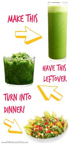 Ever wonder what the heck you should do with the extra juice pulp leftover from that delicious green juice you just made? Two juice pulp recipes for ya! Juicer Recipes, Raw Food Recipes, Smoothie Recipes, Cleanse Recipes, Yummy Recipes, Yogurt Recipes, Healthy Detox, Healthy Juices, Detox Juices