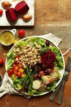 Vegan Nicoise Salad | Minimalist Baker Recipes