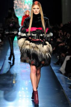 Jean Paul Gaultier Fall 2012 Ready-to-Wear Collection Photos - Vogue