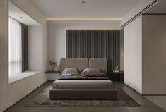 Curtains, Interior Design, Bedroom, Architecture, Behance, Furniture, Home Decor, Room Ideas, Interiors