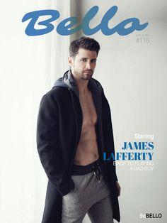 » JAMES LAFFERTY – Back To Playing A Bad Boy