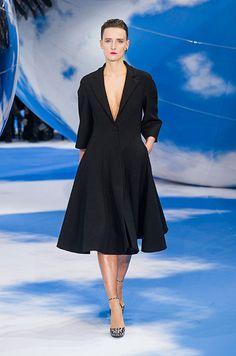 Christian Dior fall-winter 2013-2014... Assim vc me mata...