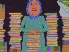 """Vídeo basado en el libro """"La biblioteca de Basora"""". LA BIBLIOTECARIA DE BASORA UNA HISTORIA REAL DE IRAK Jeanette Winter en Editorial Juventud."""