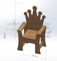 Archive for CNC Router Chair Design for Cutting DXF Vectors ArtCAM Vectric 066 - CNC ROUTER DESIGN - FILES FOR CNC ROUTER AND LASER CUTTING