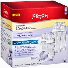 Playtex Baby VentAire Bottle at Walgreens! | Coupons, FREE Samples ...