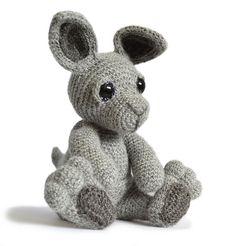 Ravelry: Amigurumi Kangaroo - Evie pattern by Kate E. Hancock