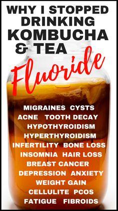 Kombucha Health Benefits? Why I Stopped Drinking Kombucha and Tea