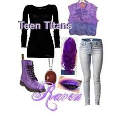 Raven of Teen Titans