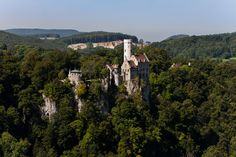 Schloss Lichtenstein, Region Stuttgart